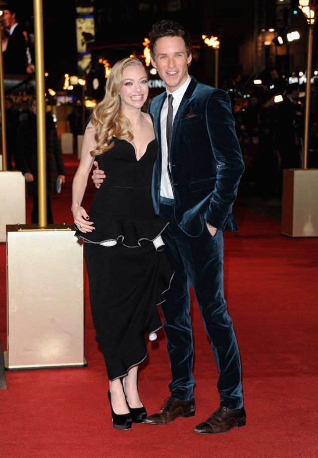 Eddie Redmayne dating Amanda Seyfried
