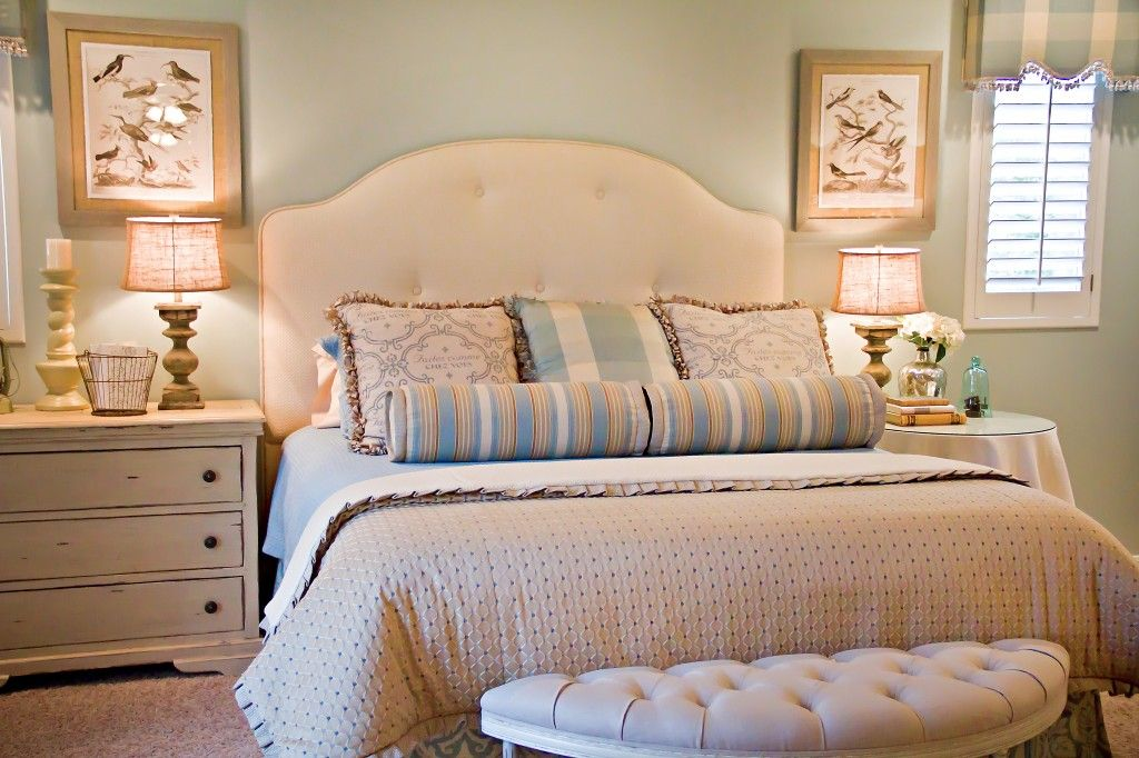 Traditional Elegance Master Bedroom The ReStyle