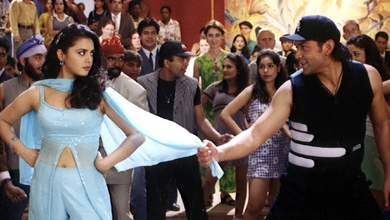 Itaca Halar Discriminación sexual  Tera Rang Balle Balle - Soldier I Bobby Deol & Preity Zinta I Sonu Nigam...  | Bollywood songs, Preity zinta, Bollywood music