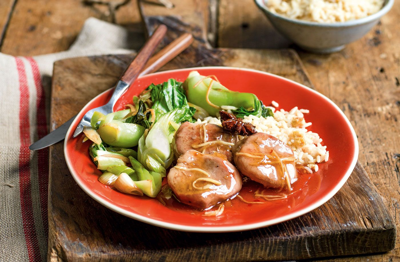 Eight food ideas for Chinese New Year | Tesco real food ...