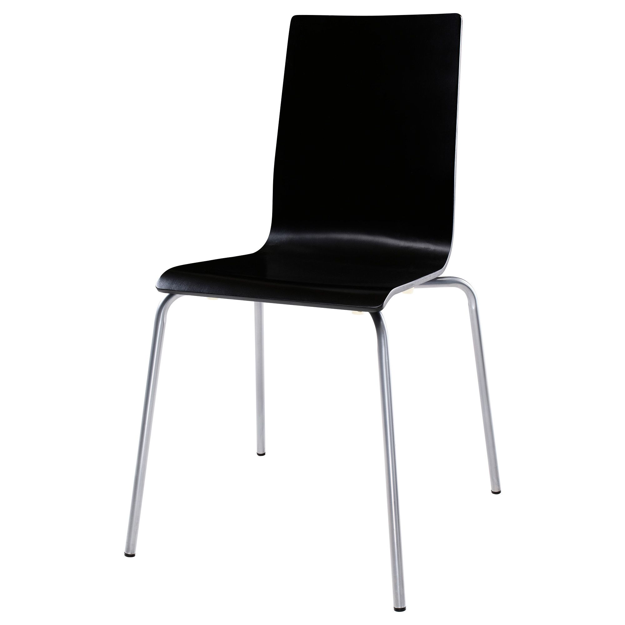 Chaise Martin Ikea Martin Chair Silver Color Black 24 99 Chairs Ikea Dining