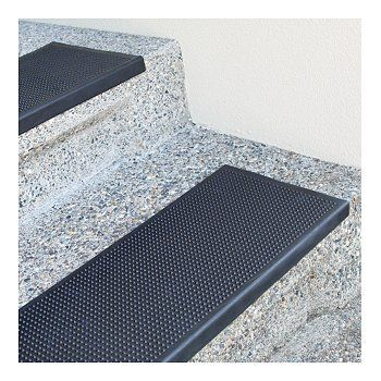 Best Rubber Stair Tread Maybe To Dress Up The Boring Stairs 400 x 300
