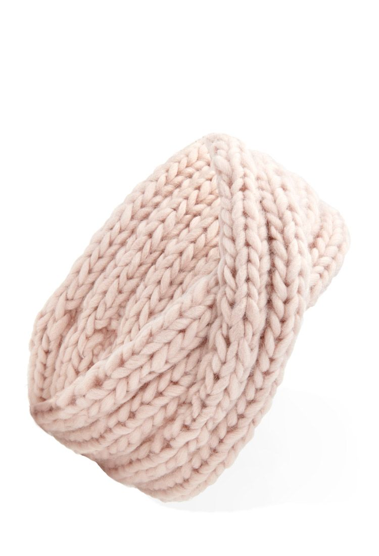 Crisscross Knit Headband  Forever  Canada  winter hair and style