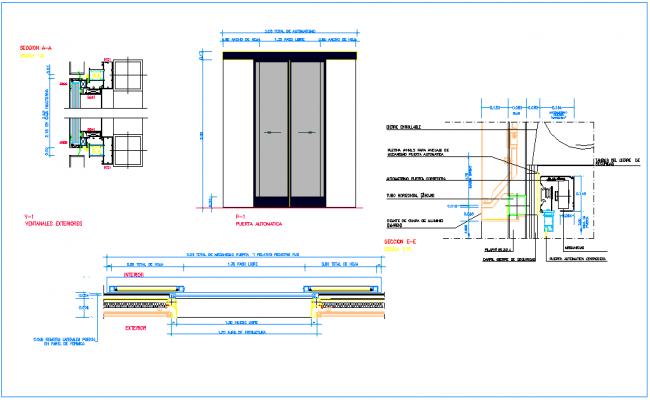 Automatic Door Design Automatic Door Automatic Sliding Doors Door Design