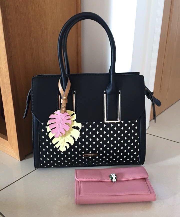 VIP LYDC Bora Bora Black Tote Bag  a1ee989d6eecb