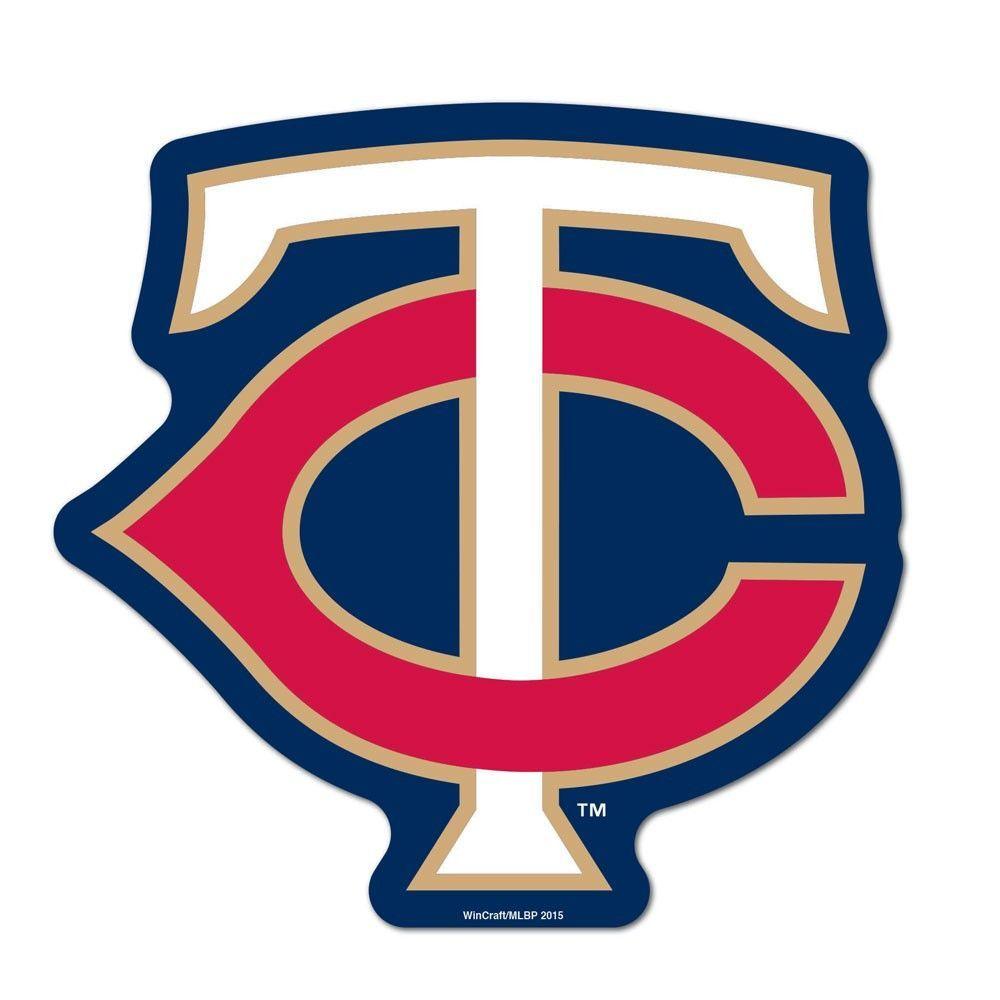 Minnesota Twins MLB Automotive Grille Logo on the GOGO ...