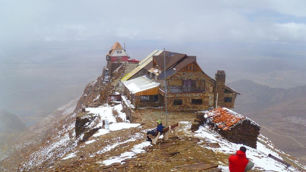 Bolivia-O Passeio Nevado ao Monte Chacaltaya na Bolívia