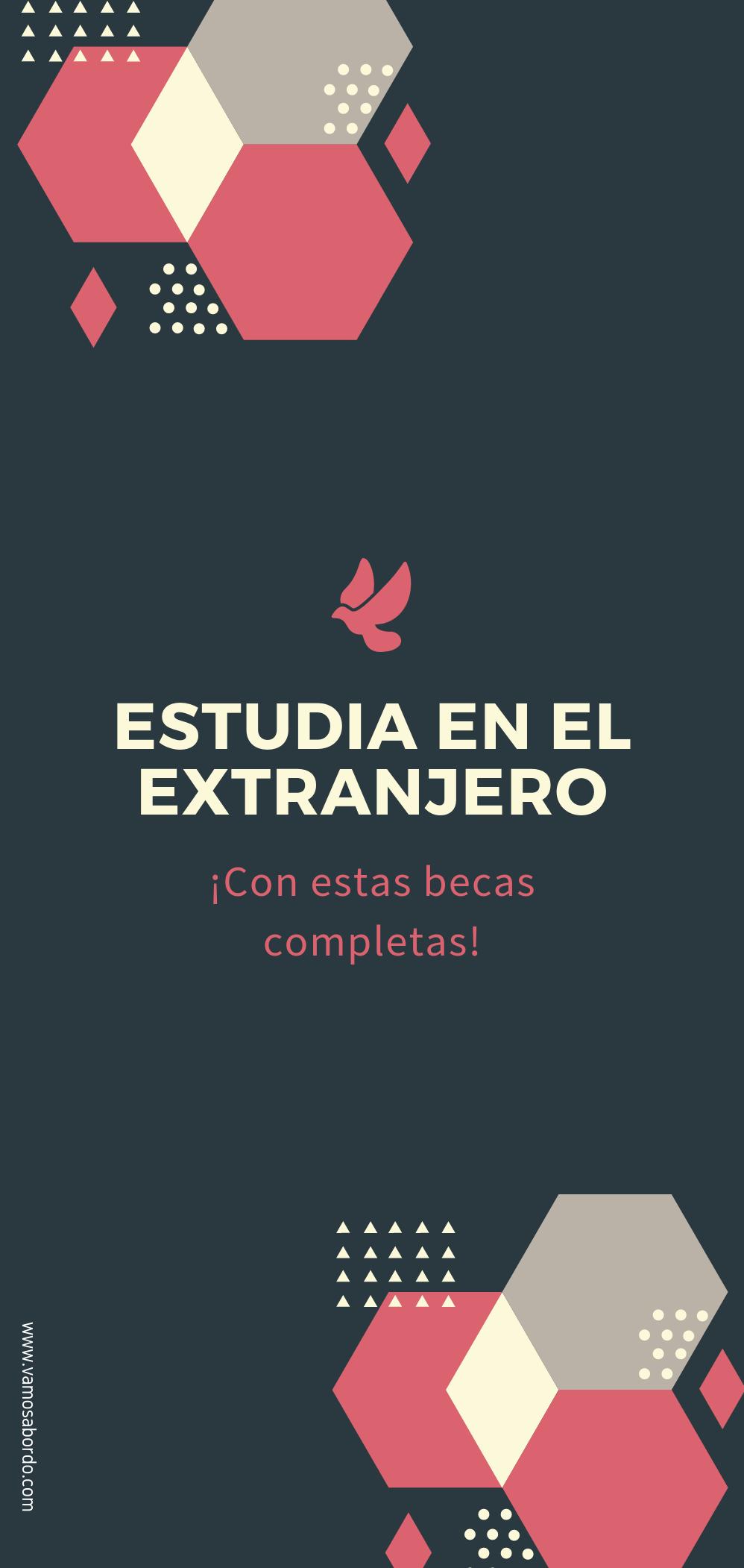 Becas Para Latinoamericanos 2021 Guía Oficial Vamos A Bordo Cartas De Motivacion Carreras Para Estudiar Becas Universitarias