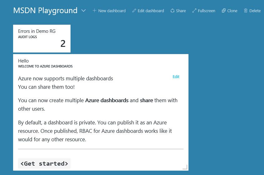 Microsoft Azure Audit Logs Get a UX Refresh: The changes add