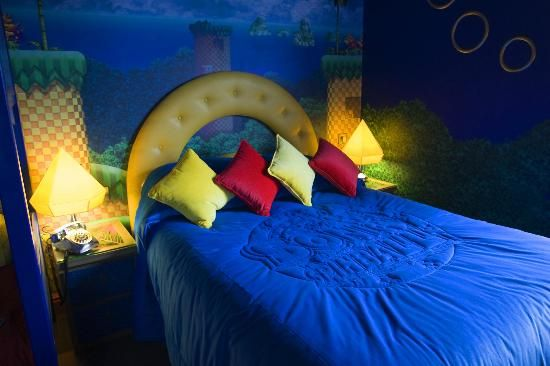 Sonic The Hedgehog Bedroom Google Search