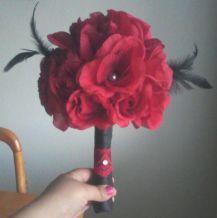 dollar tree bridesmaid bouquet