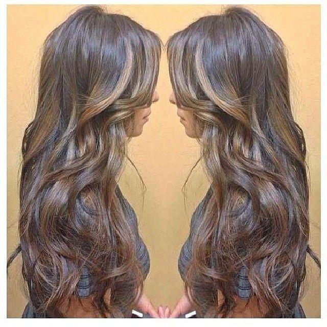 Highlights Beauty Pinterest Hair Make Up Hair Coloring And