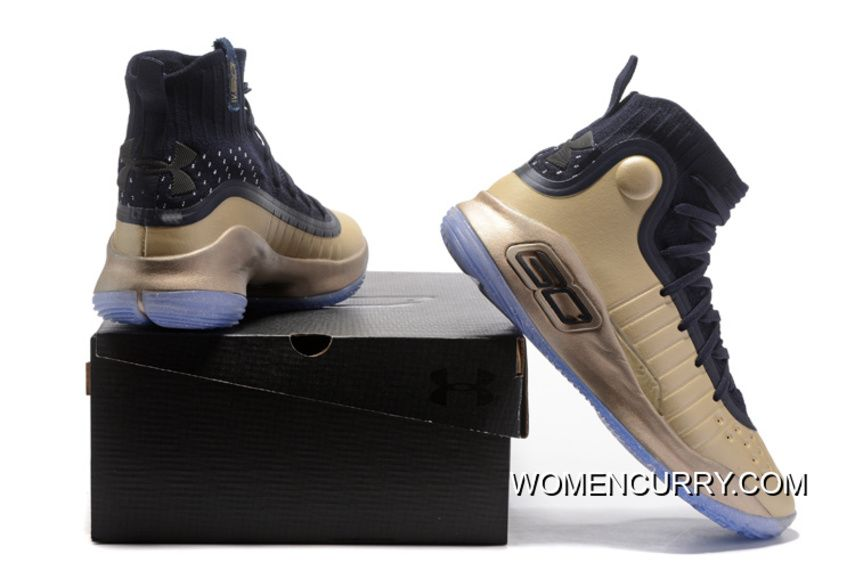 Under Armour Curry 4 Basketball Shoes Gold Black Cheap To Buy ... 62bdcca1d