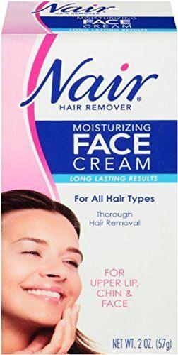 Nair Hair Remover Face Cream 2 Ounce 59ml 3 Pack Face Cream