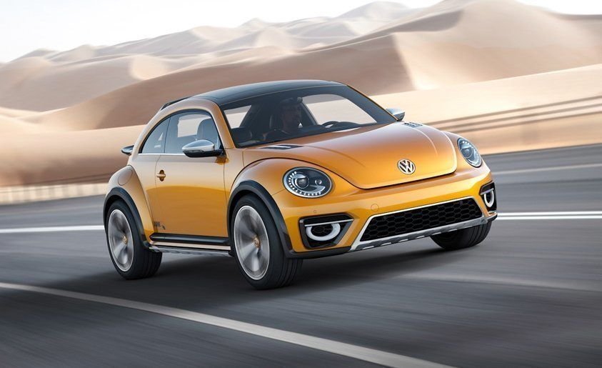 The Lifted Fat Tired 2017 Volkswagen Beetle Dune A Take On Bug Unicorn Of Bugs Is Coming