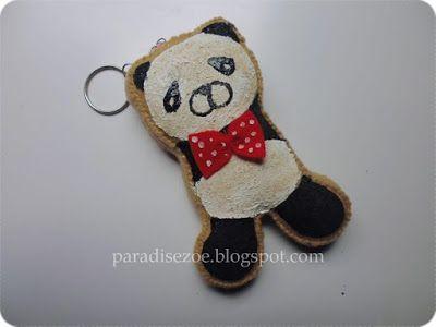 Paradise Zoe: Panda