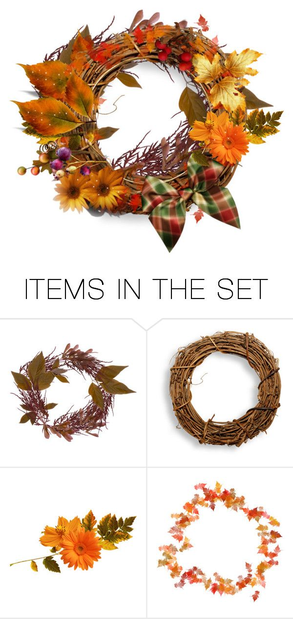 """""""  Autumn  """" by suelb ❤ liked on Polyvore featuring art"""