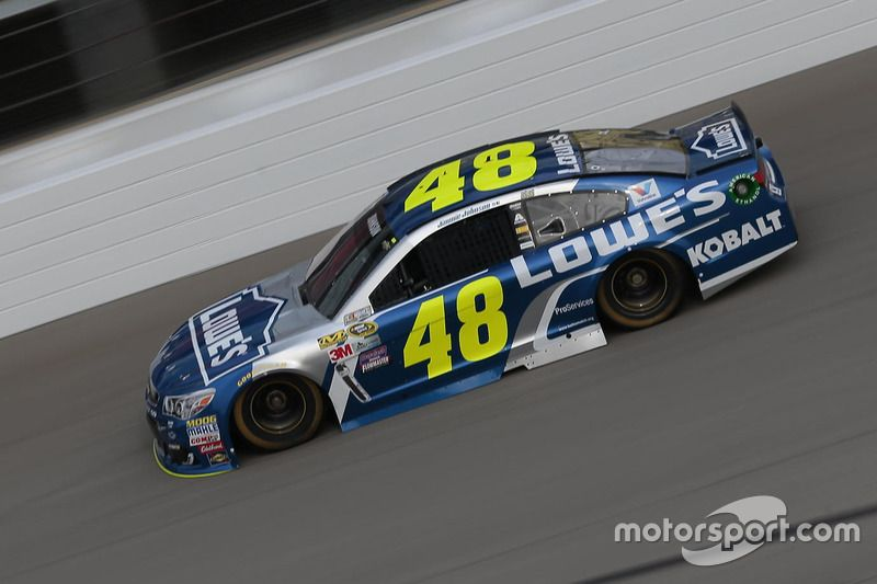 Jimmie Johnson Chevy >> Jimmie Johnson Hendrick Motorsports Chevrolet At Michigan Ii