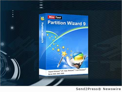 MiniTool Solution Ltd  Updates Partition Wizard to 9 0: A
