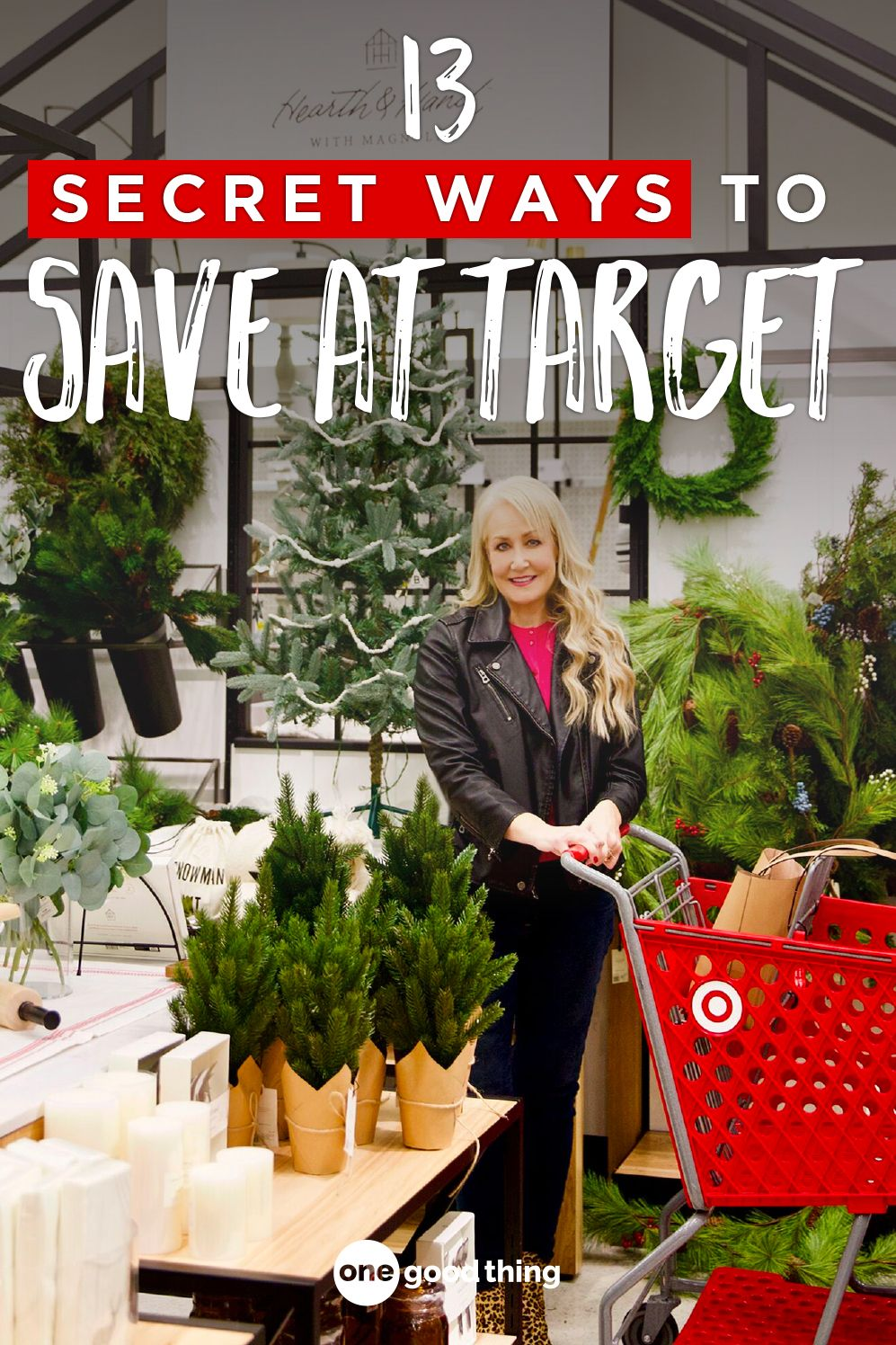 These shopping tips will take your Target runs to the next level! Learn how to save more, pay less, and even get free gift cards right here! #targetshopping #shoppingtips