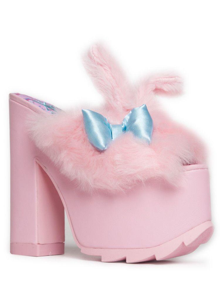 YRU X SANRIO® DREAM MY MELODY® | Chunky heels sandals