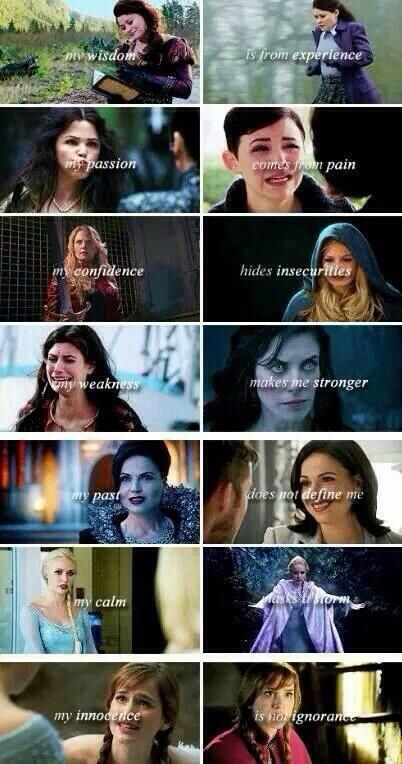 The Gorgeous Women of #OnceUponATime
