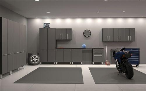 Beau Ulti Mate Garage Cabinet 12 Piece Storage Combo GA 1200