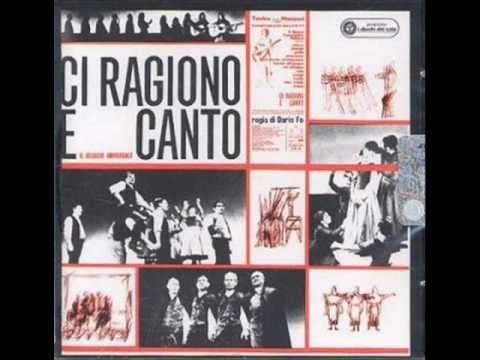 Il Nuovo Canzoniere Italiano - Ci Ragiono E Canto 6 (Dario Fo 1966)