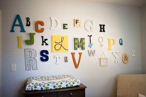 ABC wall by lastcenturygirl