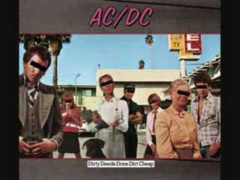 Ac Dc Big Balls W Lyrics Youtube Lyrics Music