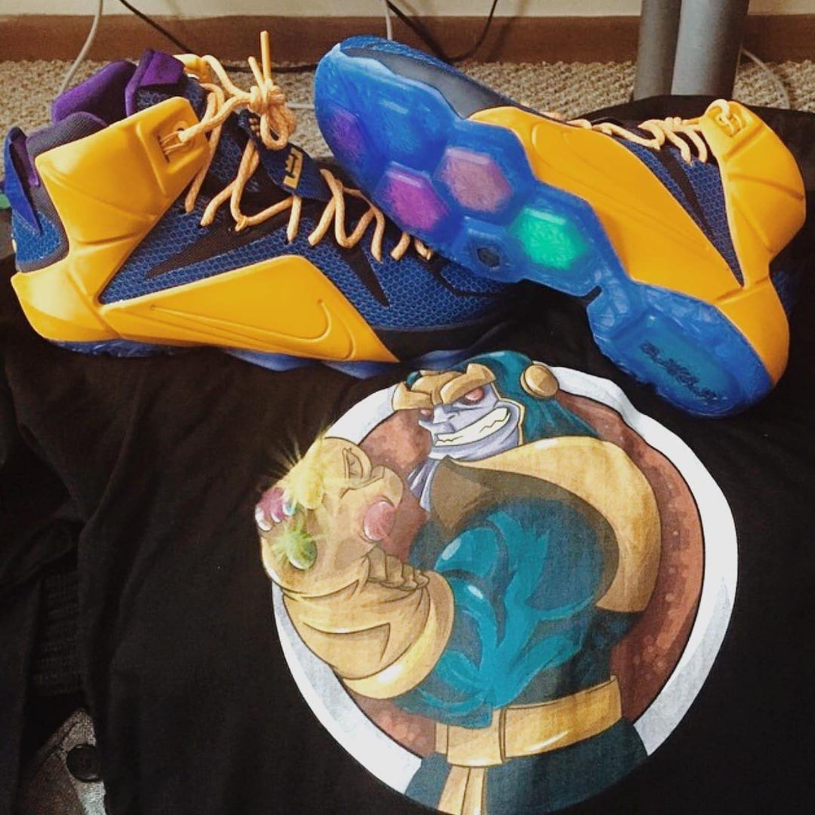 NIKEiD Nike By You Superhero Designs Eneste samler  Sole Collector