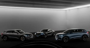 Audi Teases PPE Platform, Will Be One Of Four Architectures Used On Electric Vehicles #audivehicles
