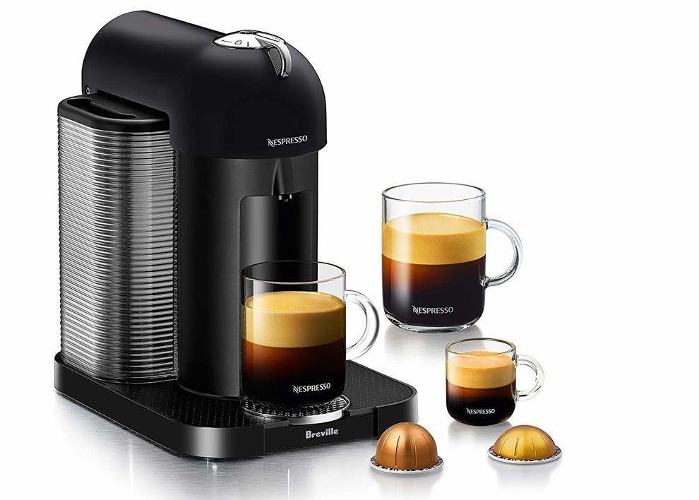 how to clean nespresso machine vertuo
