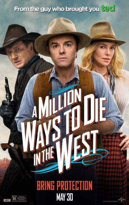 A Million Ways To Die In The West Stream Forget Your Ex With A Million Ways To Die In The West Movies 2014 Movies To Watch Free Streaming Movies