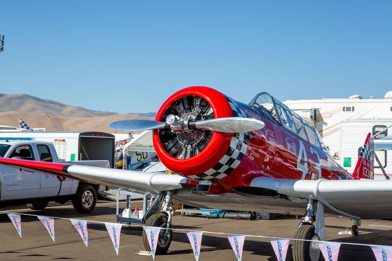 The Reno Air Races 2018  #reno #renoairraces2018 #airplane