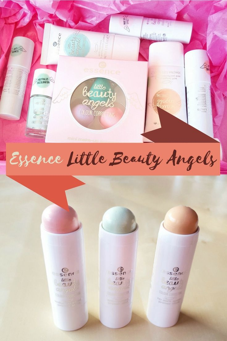 Essence Little Beauty Angels Colour Correcting Trend Edition!