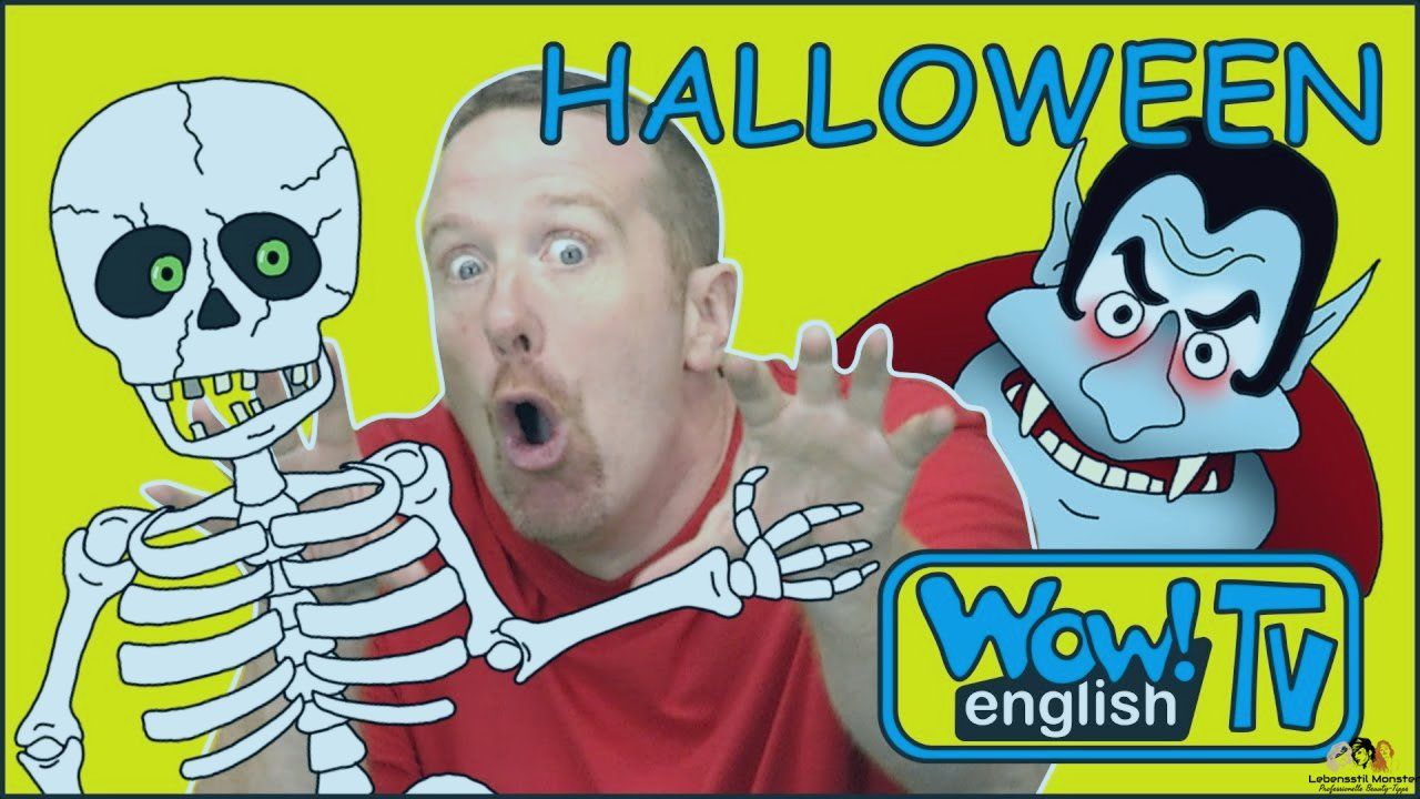 유령의 집 여행 스티브와 매기의 어린이 할로윈 노래 Haunted House for Kids