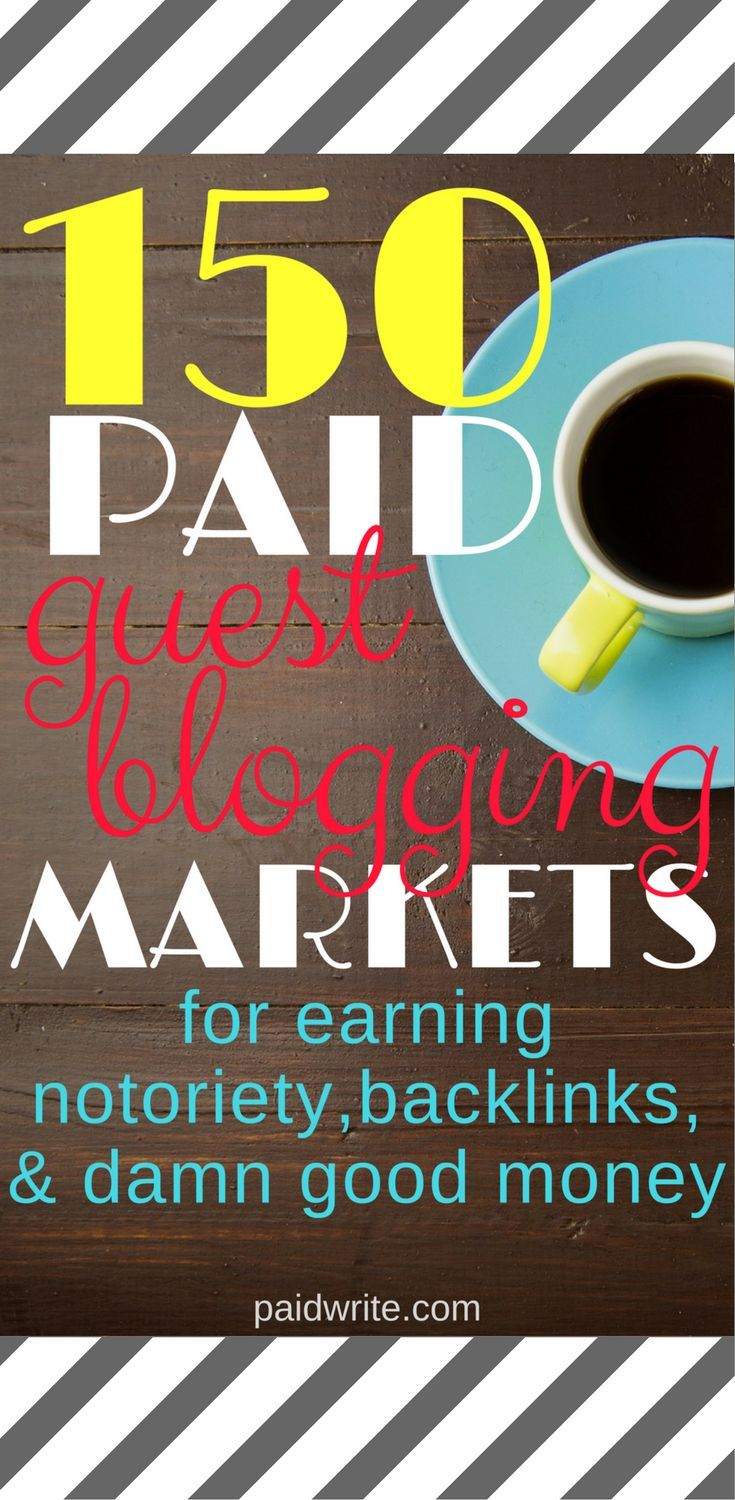 Paid Guest Post Guidelines That Will Also Promote Your Brand