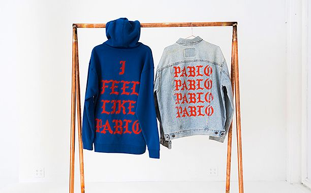 On The Scene At Kanye West S The Life Of Pablo Pop Up Shop Life Of Pablo Merch Pablo Merch Kanye West Pablo