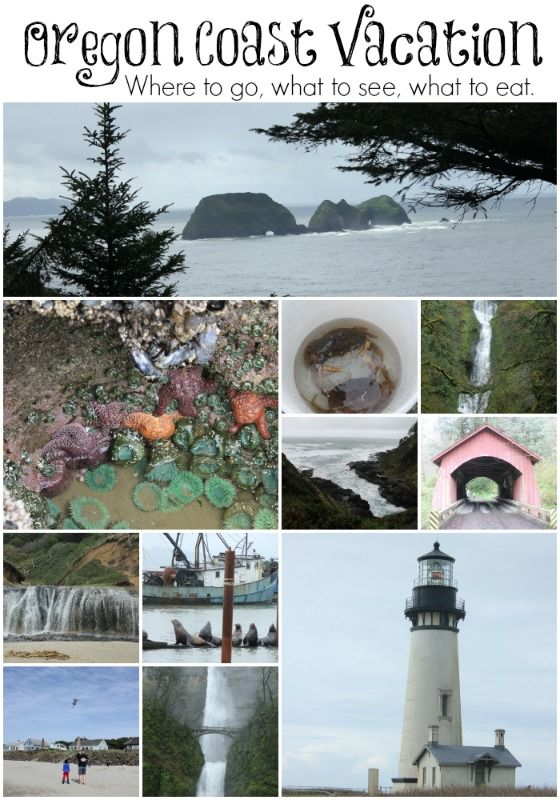 Oregon Coast Vacation - Fabulessly Frugal