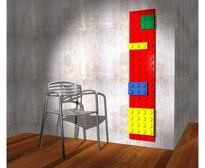 Lego Wall Decor simple lego wall for kids room decor | wall (牆面) | pinterest