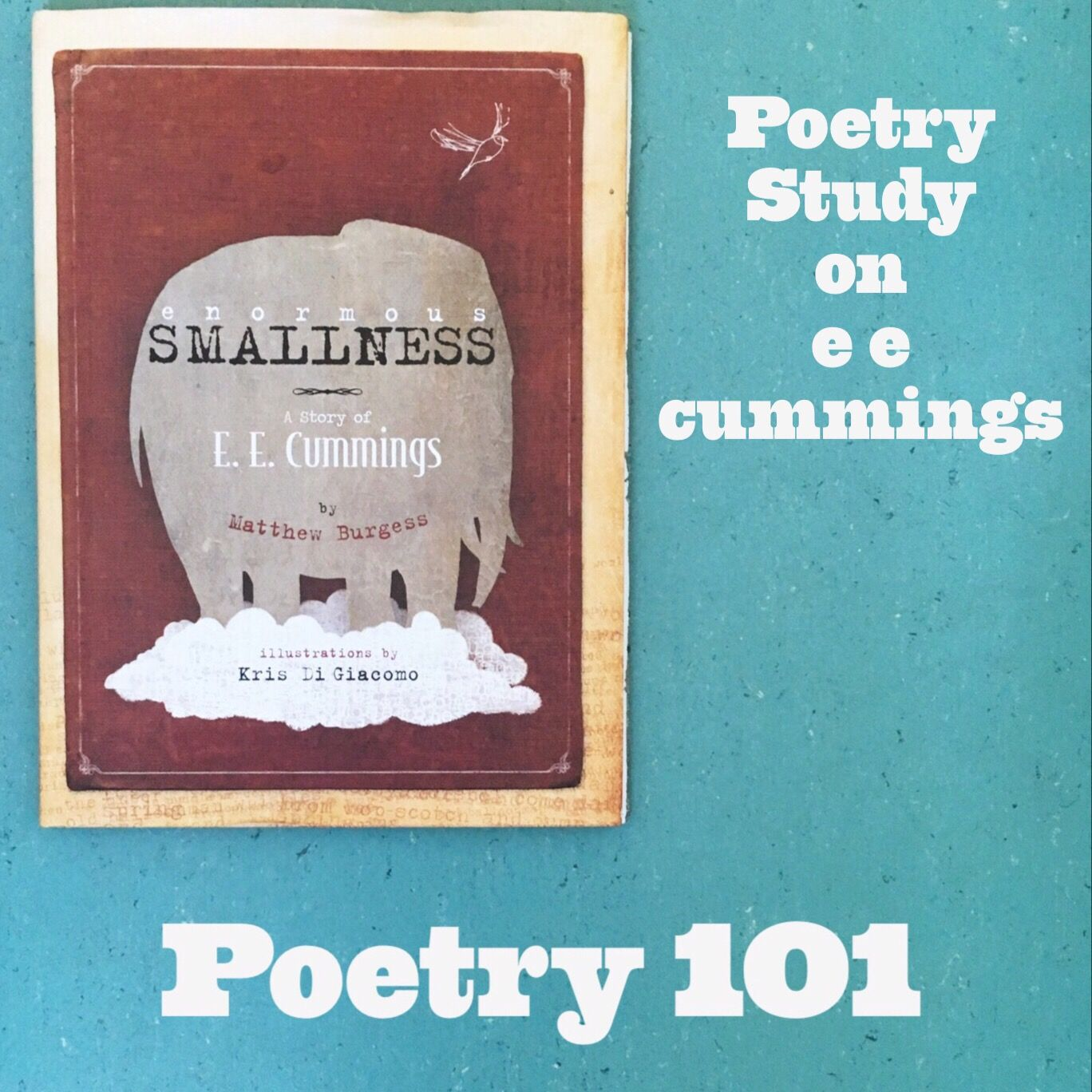 Poetry 101 Poetry Study On E E Cummings Ma And Pa Modern Poetry Teaching Poetry Similes And Metaphors