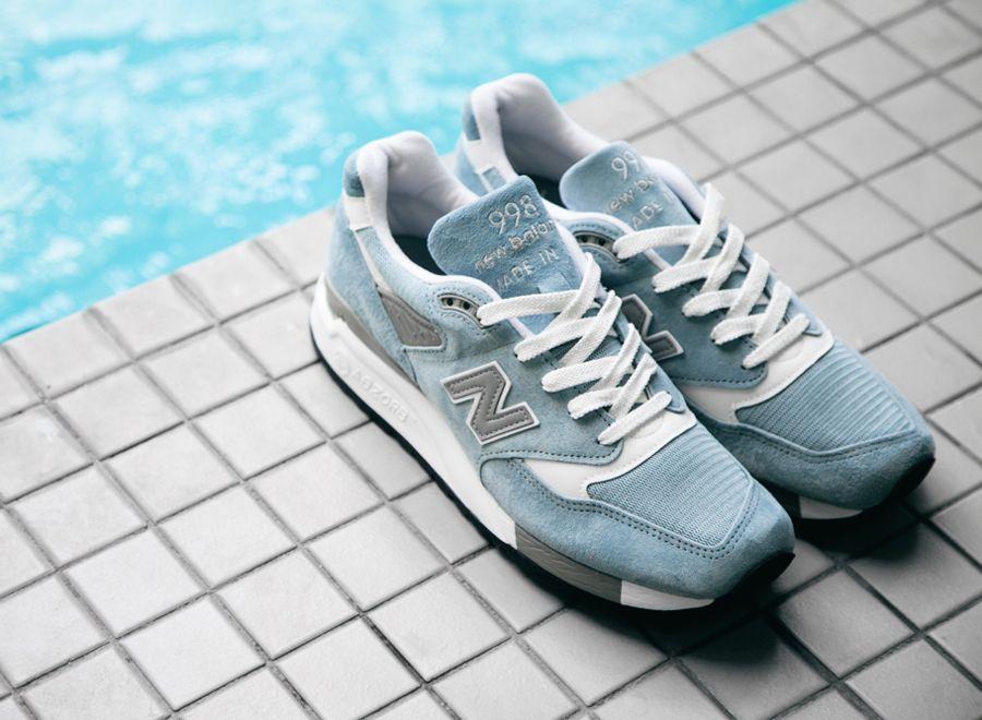 new balance 998 pool blue 1 New Balance 998 Made in USA Pool Blue 081ef5ca4