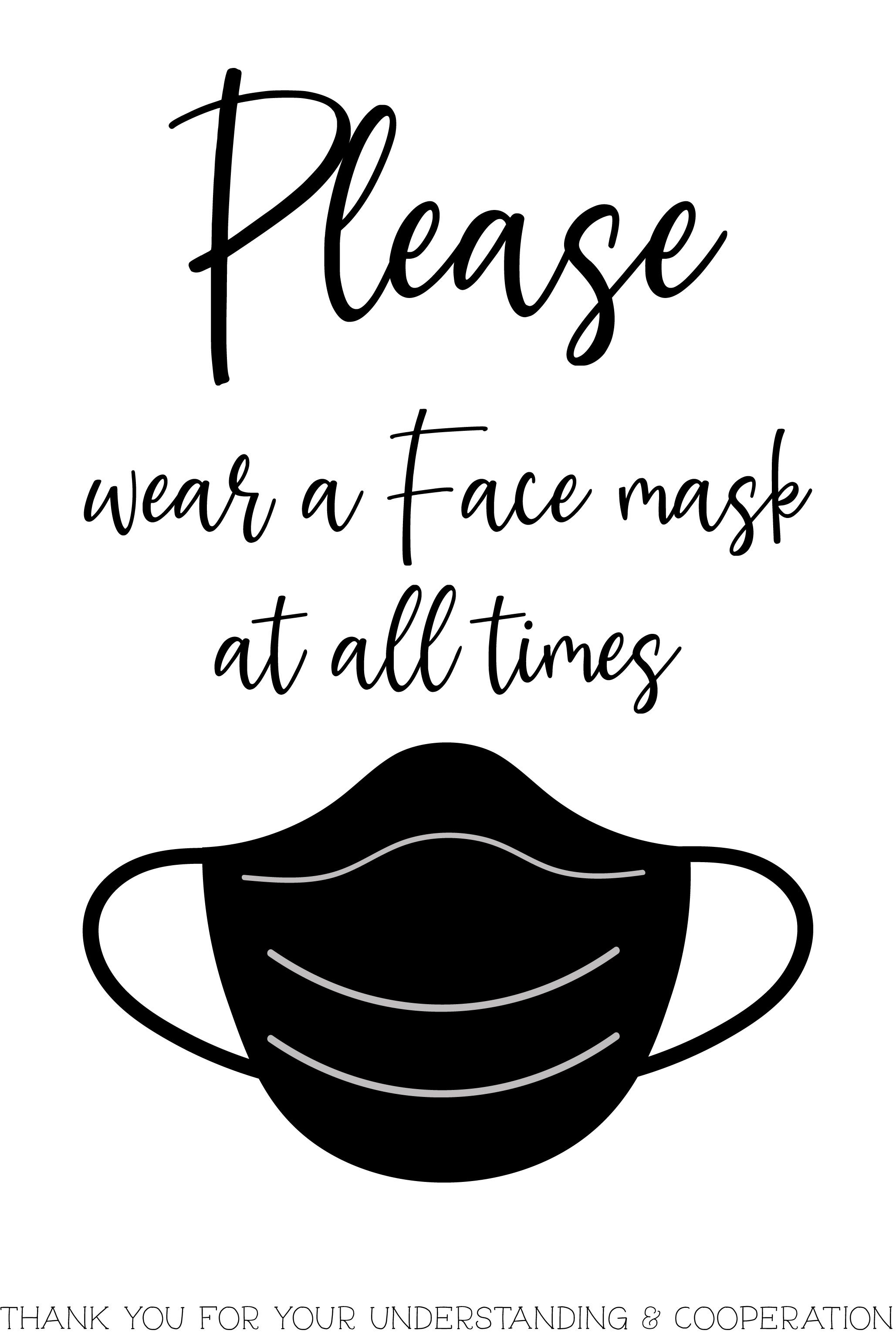 Facemask Svg : facemask, Please, Times, Instant, Download, Commercial, Cricut, Download,, Silhouette, Mask,, Quotes,