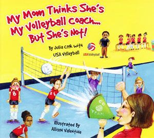 My Mom Volleyball Coach Coaching Volleyball Basketball Workouts Volleyball Mom