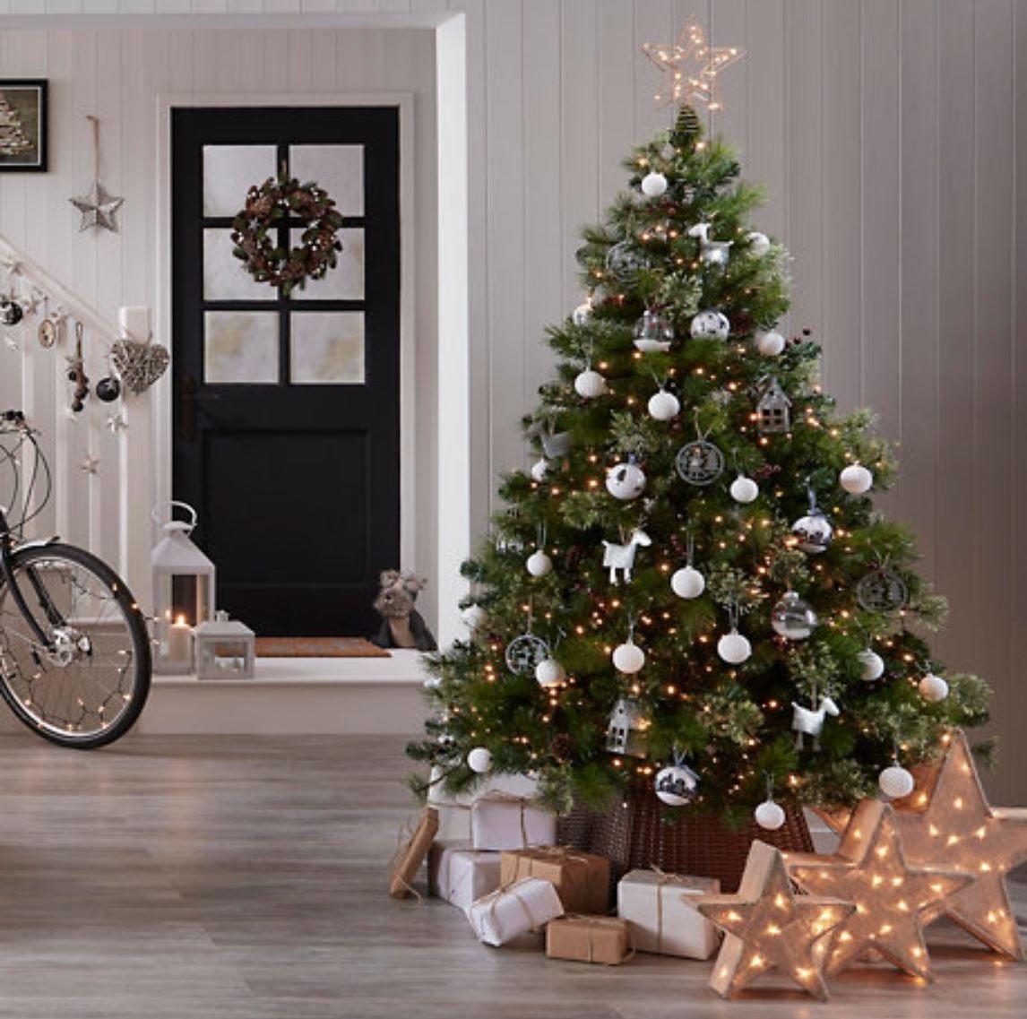 Pin By Niki Parkes On Christmas Trees Christmas Christmas Decorations Holiday Decor