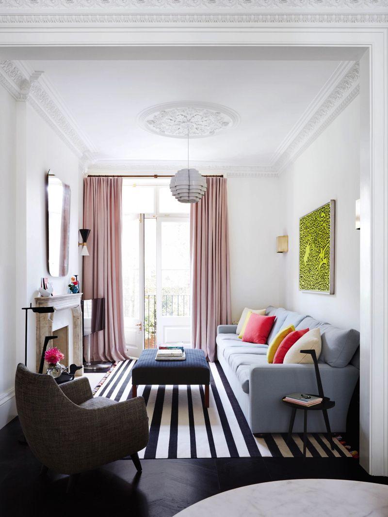 Wooninspiratie kleine woonkamer 1 | Baby | Pinterest - Kleine ...