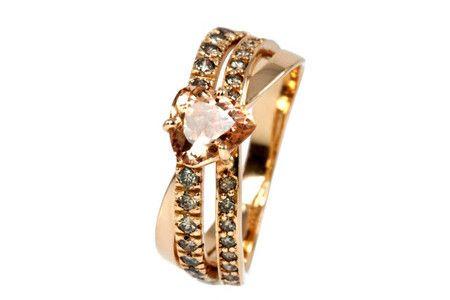 Anel Trillion Topázio Imperial #joia #ouro #diamante #diamond #jewelry #gold #topazioimperial #imperialtopaz #anel #ring #fashion #design #chic #jewelryporn #modern