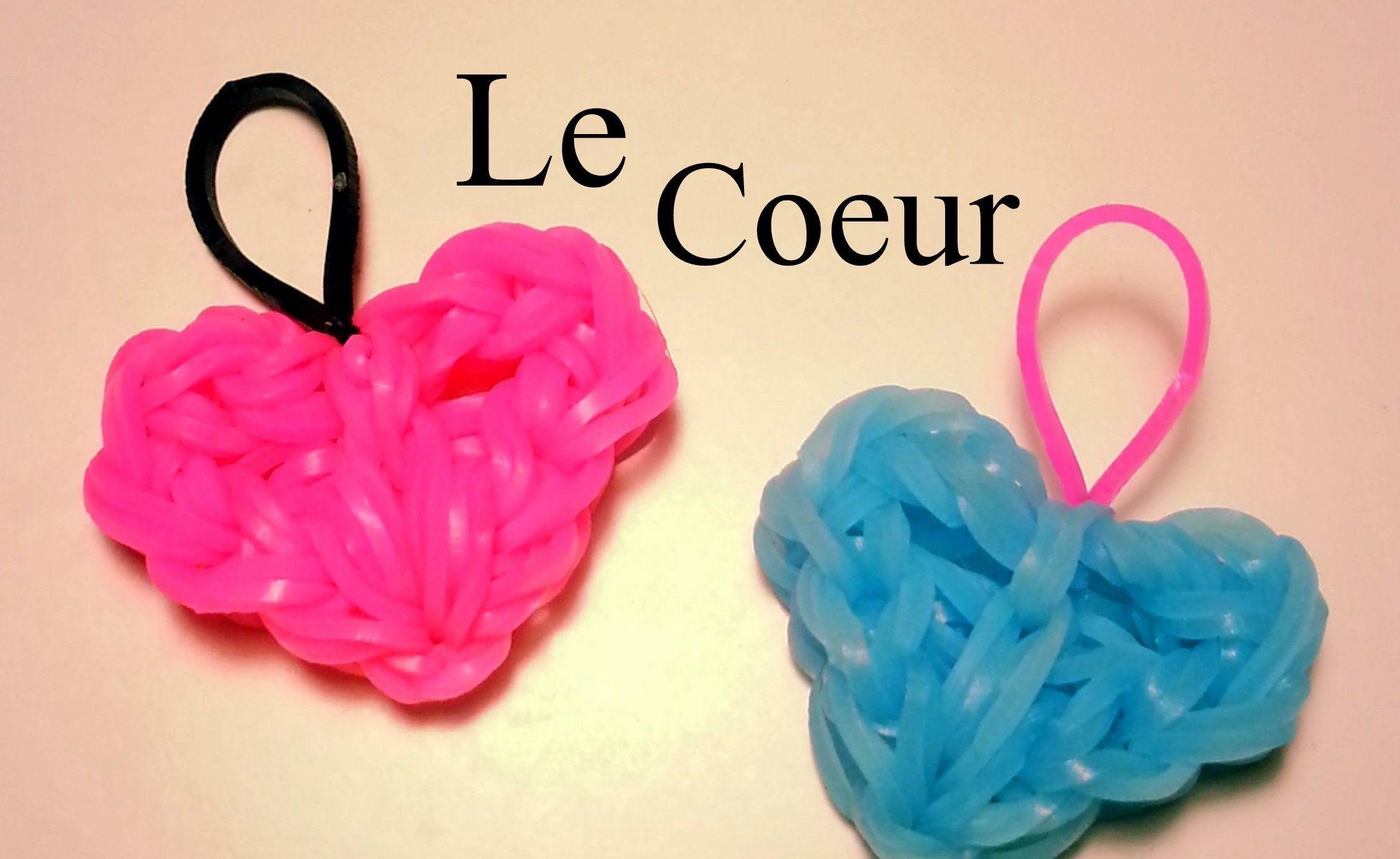 en vente en ligne double coupon inégale en performance Comment faire un coeur avec des élastiques sans machine ...