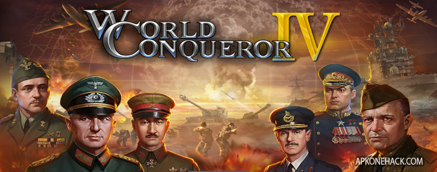 World Conqueror 4 is an Strategy Game for android Download latest